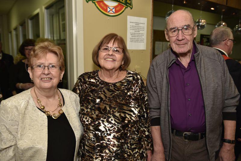 Linda, Eileen & Matt - Photo by Jose Atencia Ocadio.