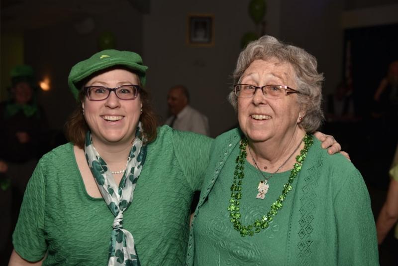 Gotta wear green!
